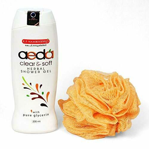 K.P. Namboodiri's Aeda Clear & Soft Shower Gel 200ml