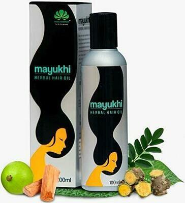 Pankajakasthuri Mayukhi Herbal Hair Oil 50ml