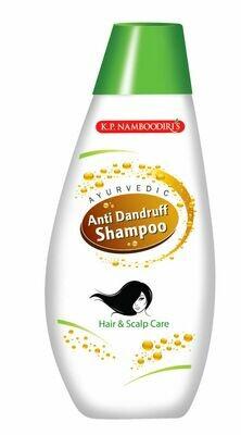 K.P. Namboodiri's Ayurvedic Anti Dandruff Shampoo 100ml