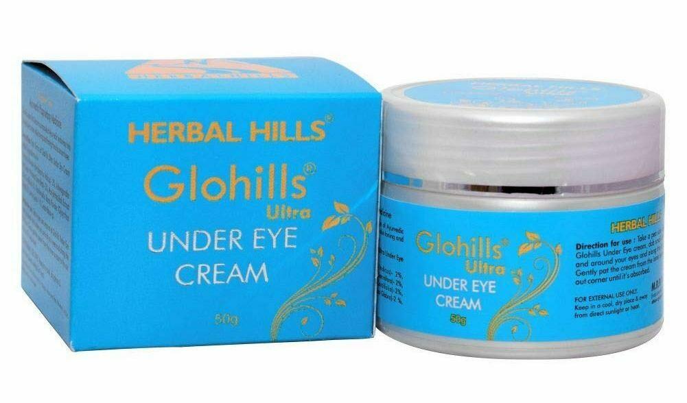 Herbal Hills Glohills Under Eye Cream 50g