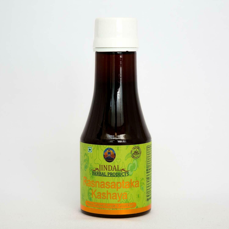 Jindal Herbals Rasnasaptaka Kashaya 100ml