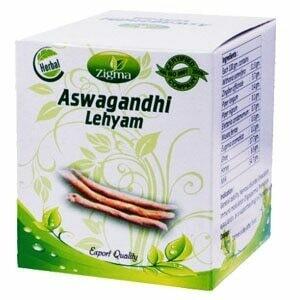 Zigma Ashwagandha Lehyam 125g (Ayurveda)