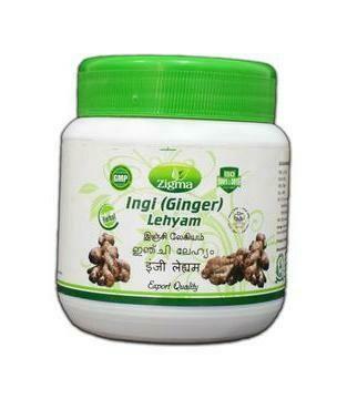Zigma Ingi Ginger Lehyam Lehyam 125g (Ayurveda)