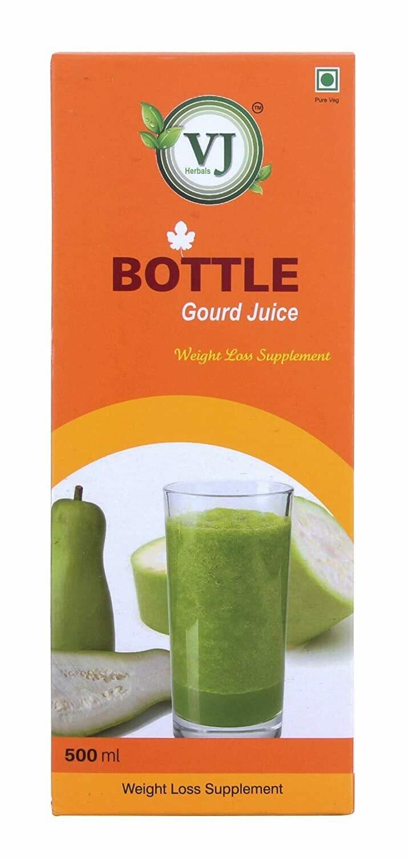 VJ Herbal Bottle Gourd Extract 500ml