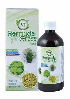 VJ Herbal Bermuda Grass Extract 500ml