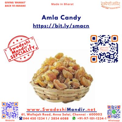 Swadeshi Mandir's Amla Candy