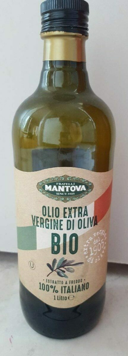 Huile d'Olive Bio​ Extra Vierge