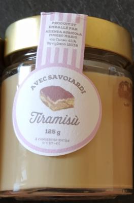 Panna Cotta goût Tiramisu
