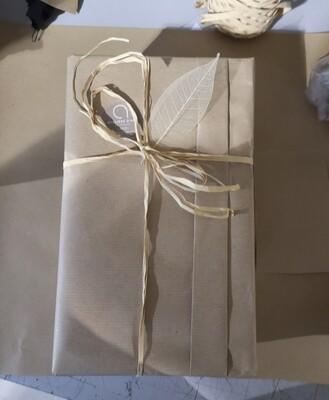 Option - Emballage cadeau, par commande