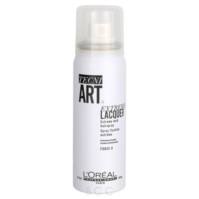 Tecni.ART Extreme Lacquer High Hold Hairspray 1.9 oz Travel