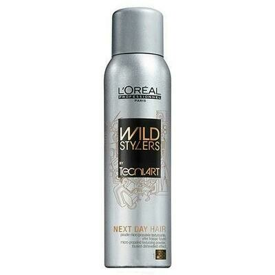Tecni.Art Next Day Hair Dry Finishing Spray, 1.9oz Travel