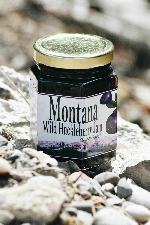 8oz Wild Huck Jam
