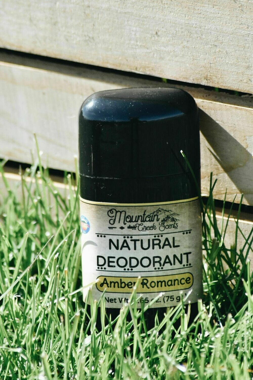 Amber Romance Deodorant