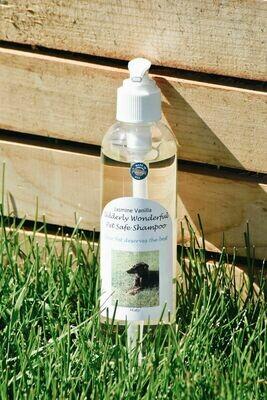 Jasmine Vanilla Pet Safe Shampoo