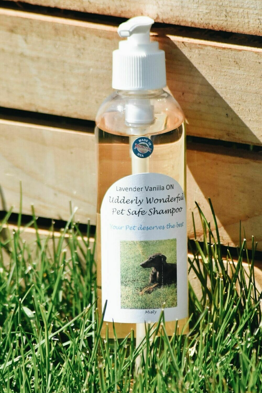 Lavender Vanilla ON Pet Safe Shampoo $10.50