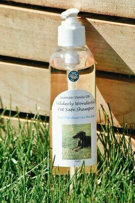 Lavender Vanilla ON Pet Safe Shampoo