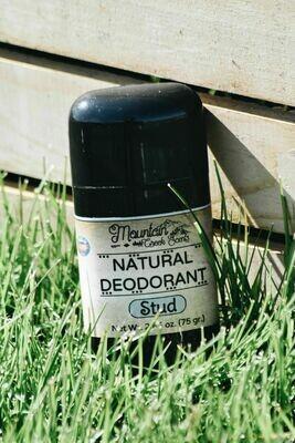 Stud Natural Deodorant