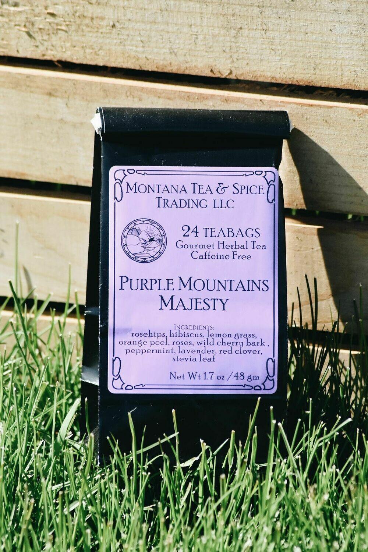 Tea Purple Mountains Majesty $6.00