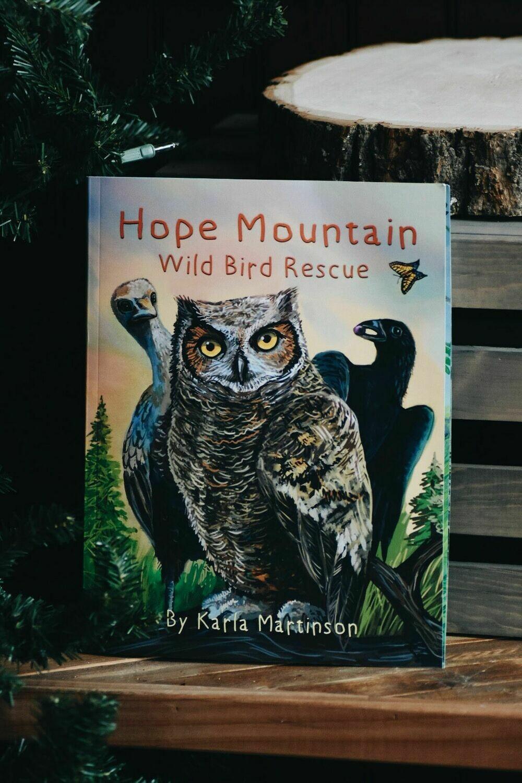 38 Hope Mountain Wild Bird Rescue $14