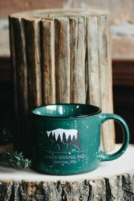 Glacier Ntnl Park Mug