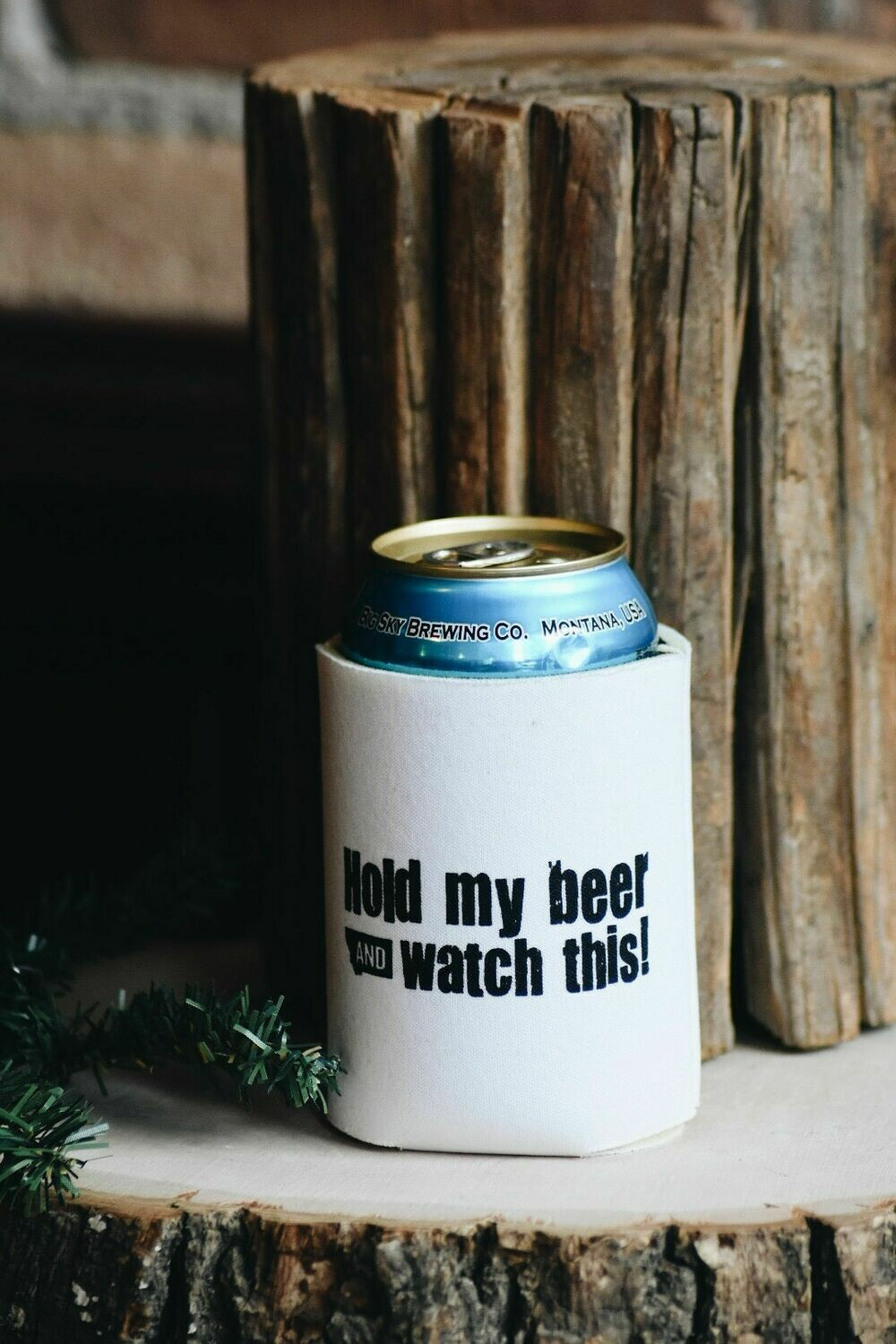 Hold My Beer Coozie