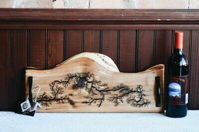 Wood Tray 31-1