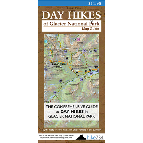 Day Hikes of Glacier National Park