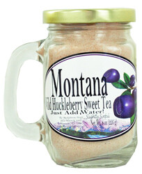 Wild Huckleberry Sweet Tea