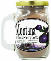 Huckleberry Cocoa $6