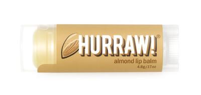 Almond Lip Balm Hurraw