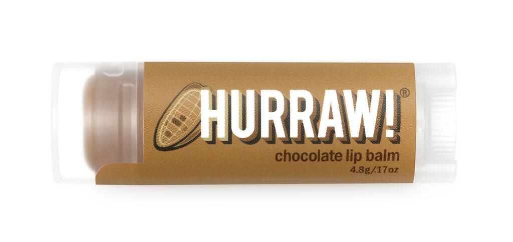 Chocolate Lip Balm Hurraw!