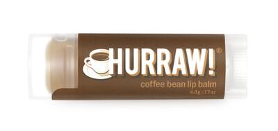 Coffee Bean Lip Balm Hurraw!