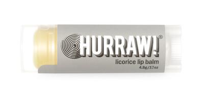 Licorice Lip Balm Hurraw!