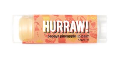Papaya pineapple Lip Balm Hurraw!