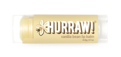 Vanilla Bean Lip Balm Hurraw!