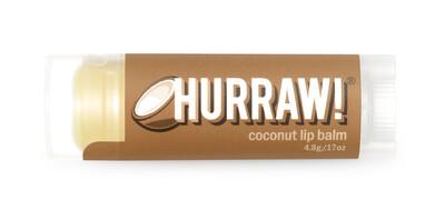 Coconut Lip Balm Hurraw