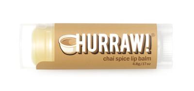 Chai Spice Lip Balm Hurraw