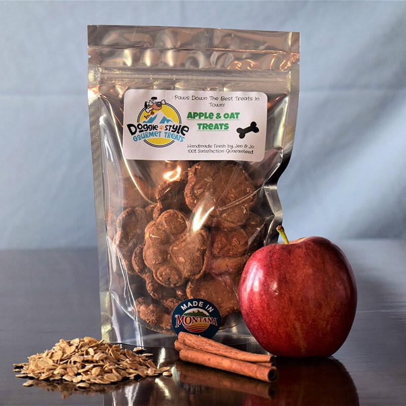 Apple & Oat Treats $8