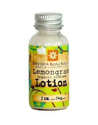 Lemongrass Lotion 1oz