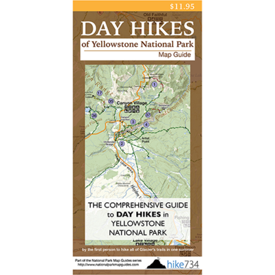 8 Day Hikes of Yellowstone National Park