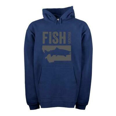 Fish Montana Unisex Hoodie