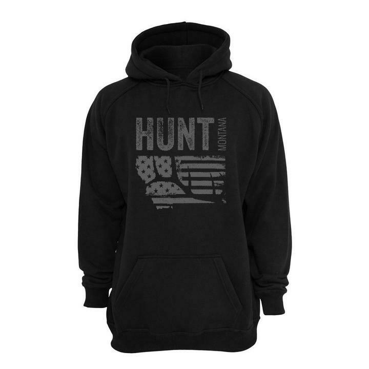 Hunt Montana Unisex Sweatshirt