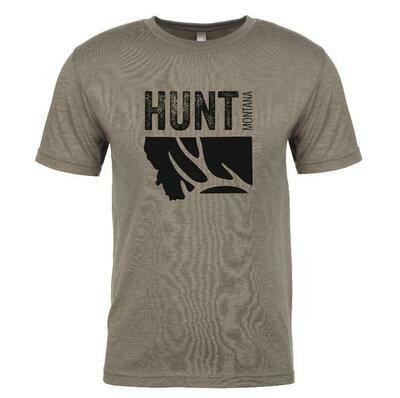 Hunt Montana Unisex T-Shirts