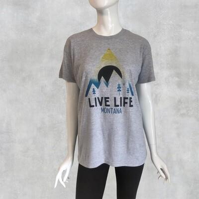 Live Life Unisex Tee