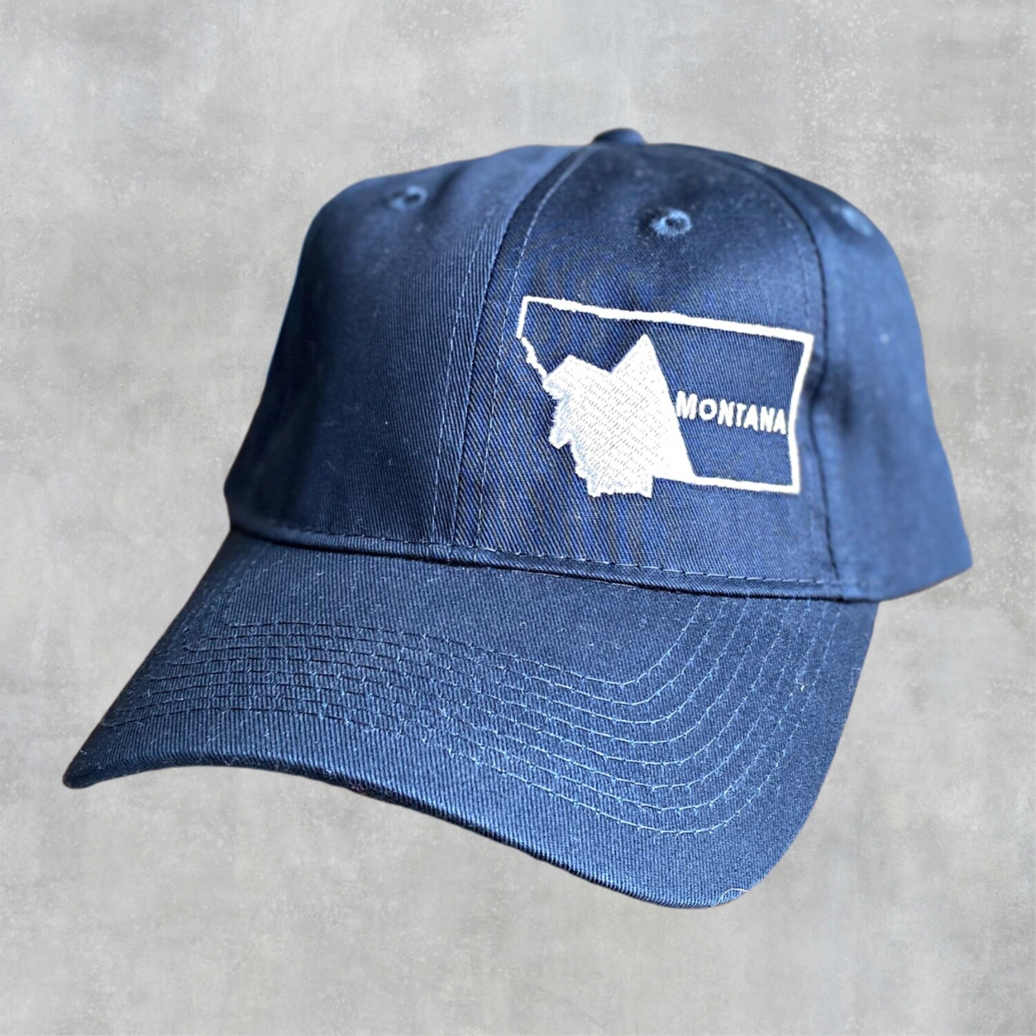 Montana Embroidered Cap