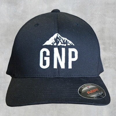 GNP- Flex Fit Cap w/ Montana Embroidered on back