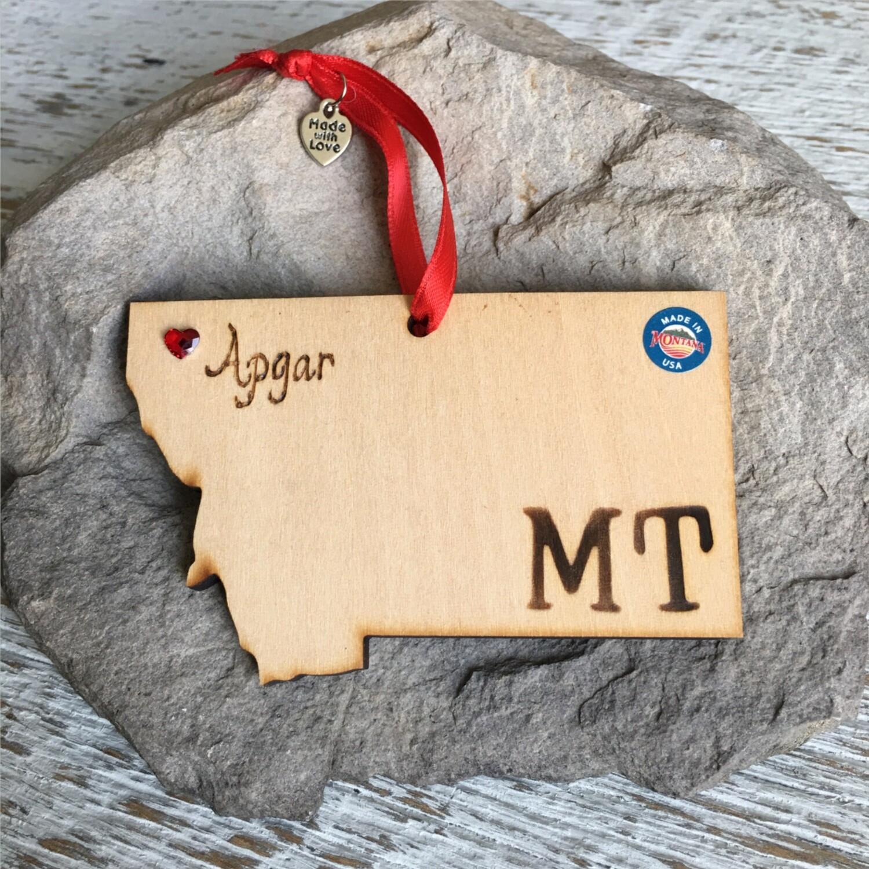 40-20 Apgar MT Ornament