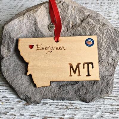 40-20 Evergreen MT Ornament