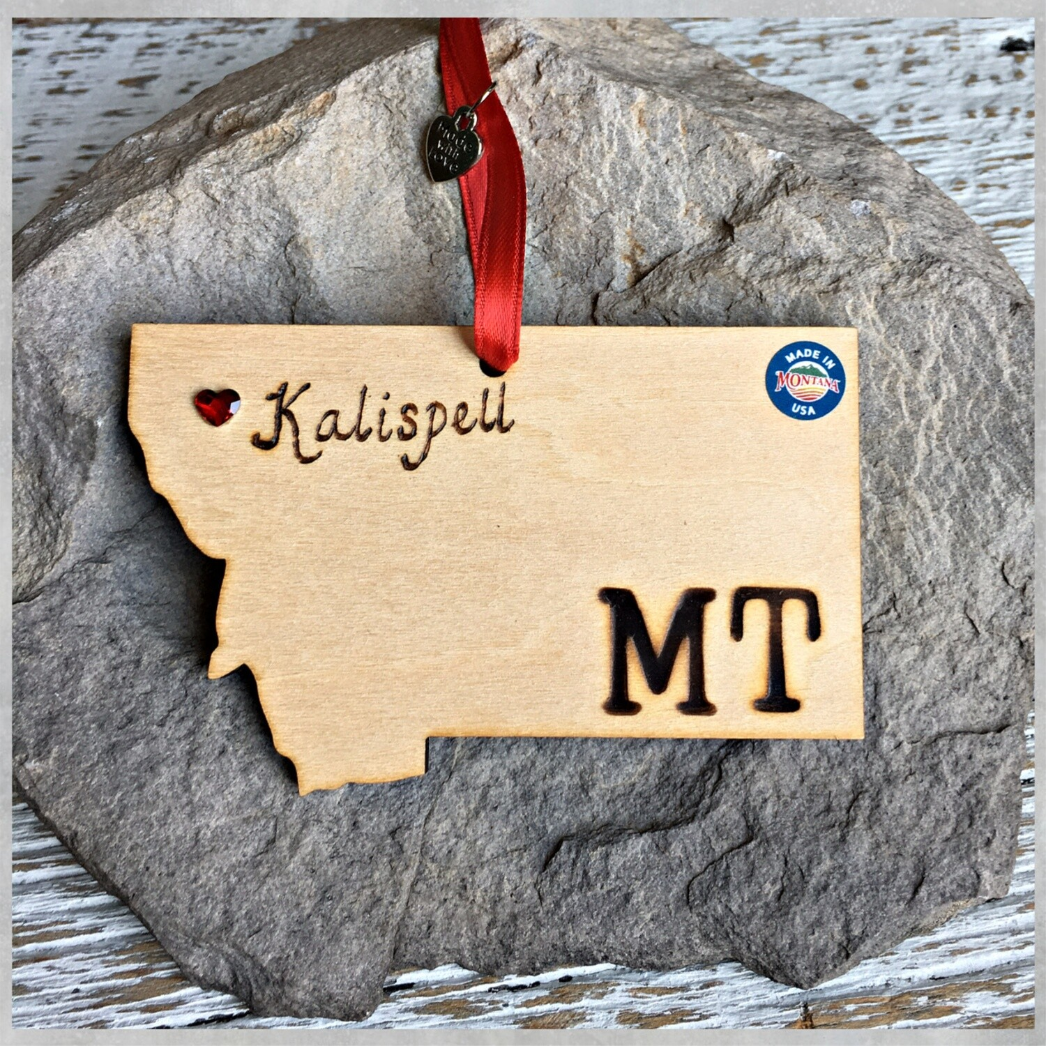 40-20 Kalispell MT Ornament