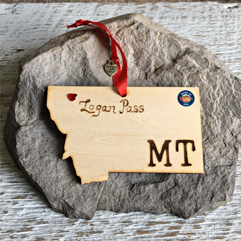 40-20 Logan Pass MT Ornament